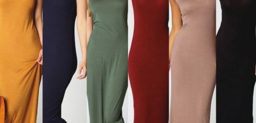Elan Maxi Halter Dress