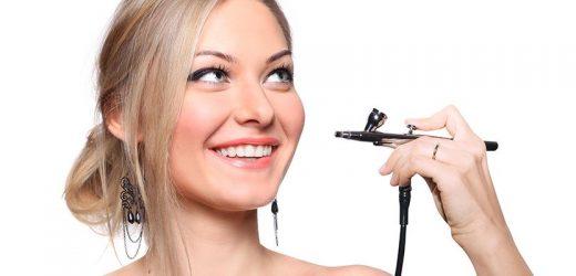 Benefits of Airbrush Makeup