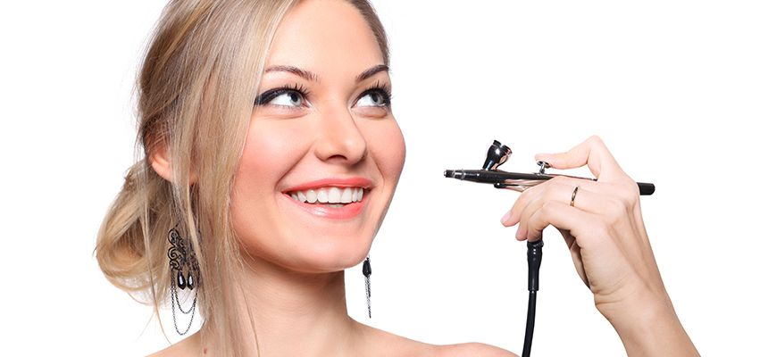Benefits of Airbrush Makeup